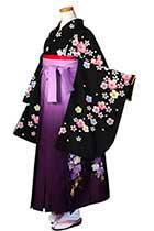 黒桜ドロップ